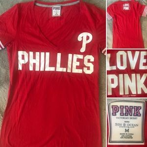 Philadelphia Phillies PINK by VS 5th & Ocean Shirt